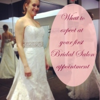 What to expect at your first Bridal Salon appointment: Q&A with Carly