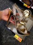 sexy heeled gold shoes...not bad..but the price was half the budget...tempting.