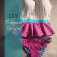 DIY Honeymoon Swimsuit : payitforward4edu.com