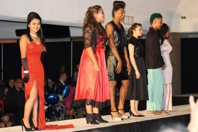 Fashion Show Winners